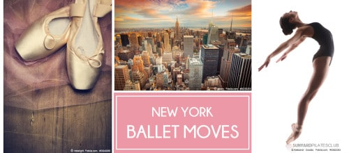 NEW YORK BALLET MOVES SPECIAL 11. AUGUST