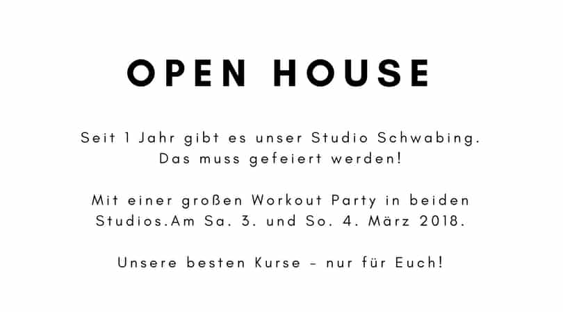 Open House März 2018